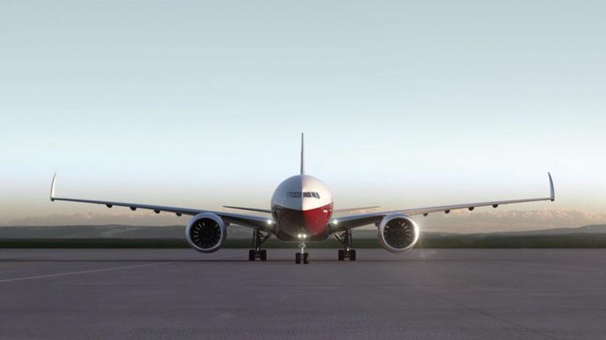 Boeing và Airbus bán được 110 tỉ USD máy bay tại triển lãm hàng không