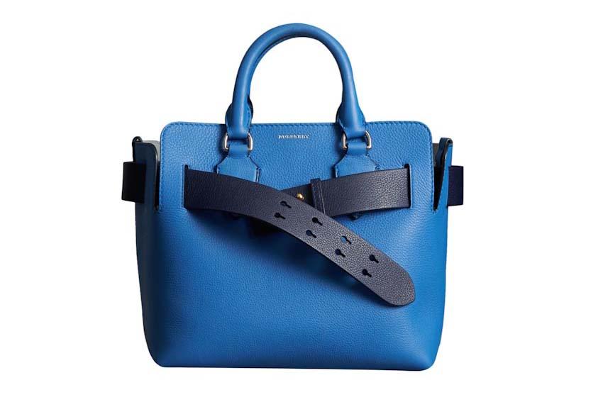Bí ẩn về chiếc túi Belt Bag của Burberry được các tín đồ thời trang săn lùng