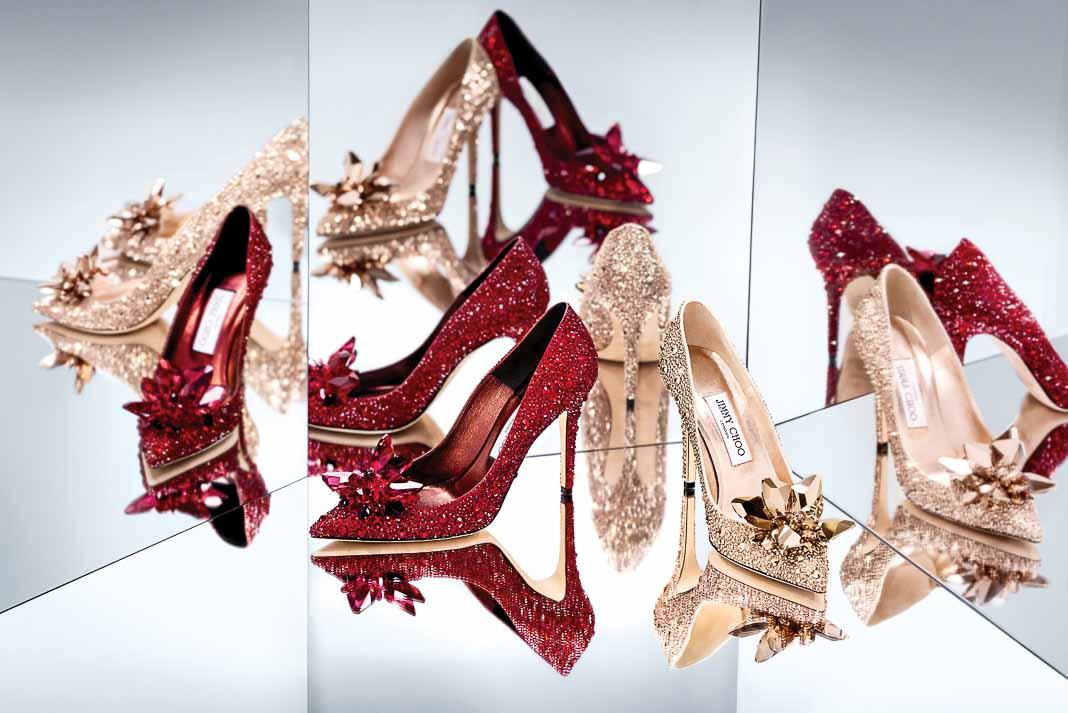 Jimmy Choo và hành trình đem đôi giày Lọ Lem đến thế giới thời trang