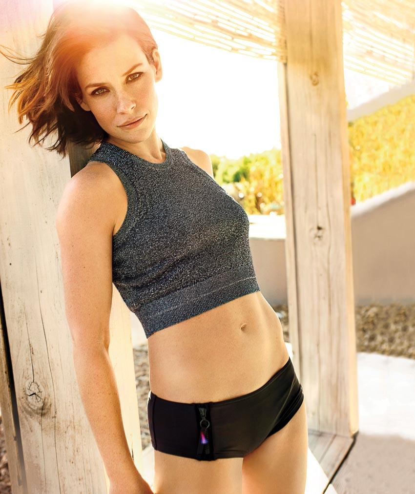 Evangeline Lilly - Sự trở lại của Chiến binh Ong