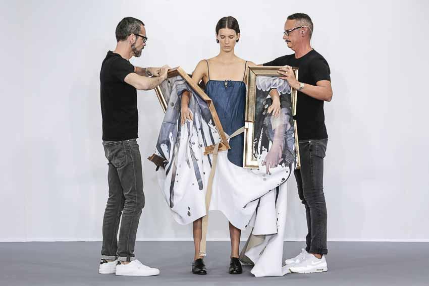 Ảo thuật gia thời trang Viktor&Rolf