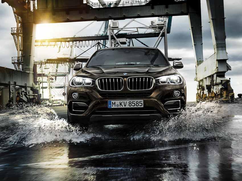 Trải nghiệm đầy phấn khích cùng các dòng xe BMW X