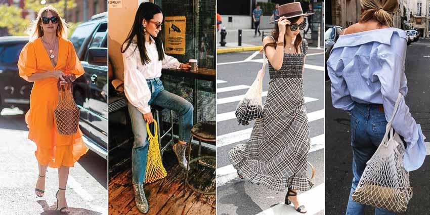 Xu hướng túi xách thời trang trong hè này