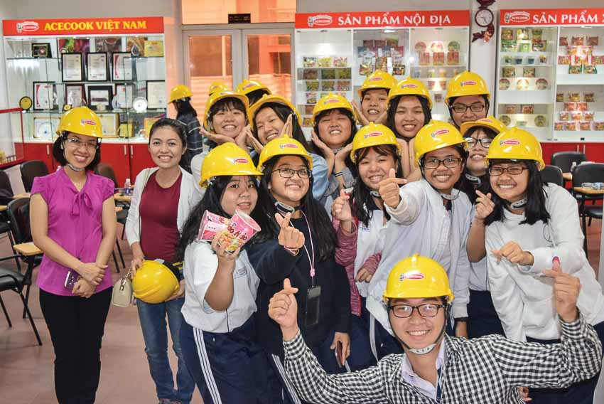 Ông Kajiwara Junichi, Tổng Giám đốc Acecook Việt Nam: Phát triển bền vững bằng cách liên tục mở rộng thị trường