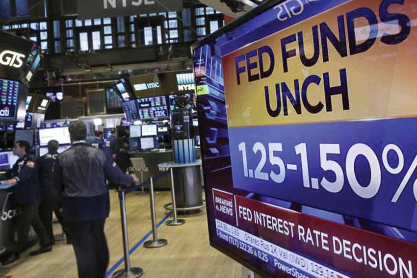 Fed khẳng định sẽ tiếp tục lộ trình nâng lãi suất