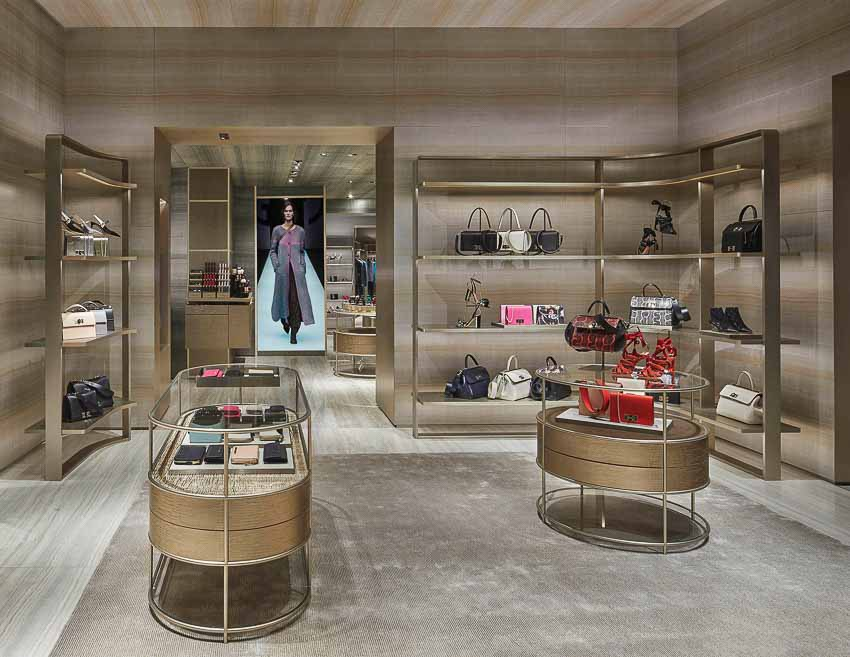 Cửa hàng Giorgio Armani mới tại Florence