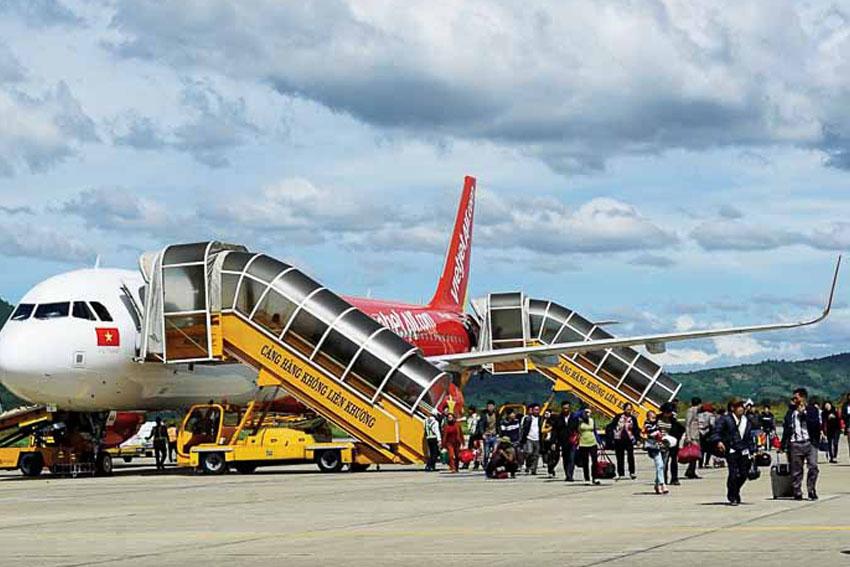 Tự do hóa hàng không để nâsức cạnh tranh cho du lịch
