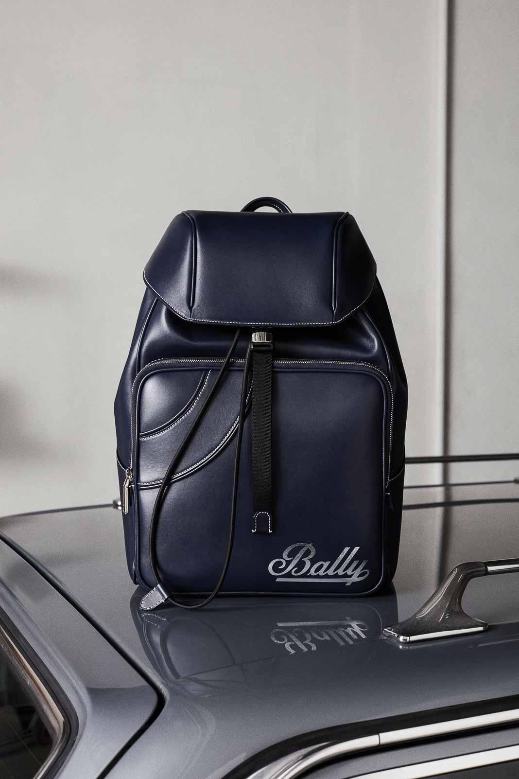 Bộ sưu tập AW18 của Bally dành cho quý ông