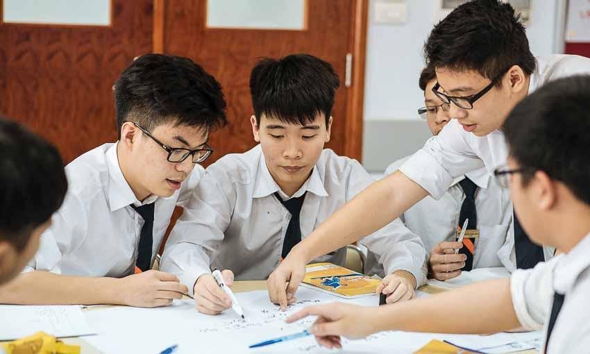 Tương lai giáo dục - cạnh tranh hay hợp tác?
