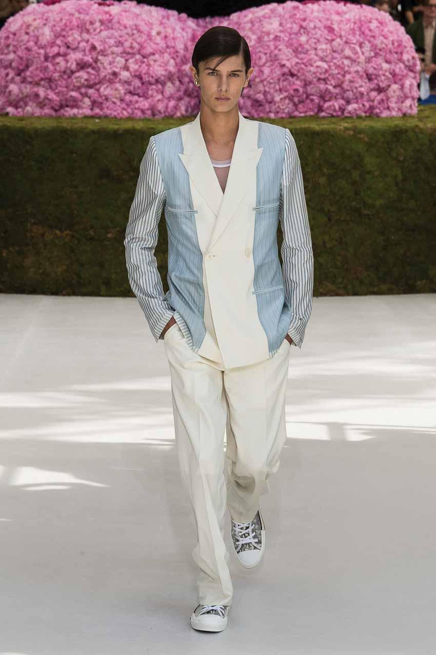 Kim Jones - niềm hy vọng mới của Dior Homme