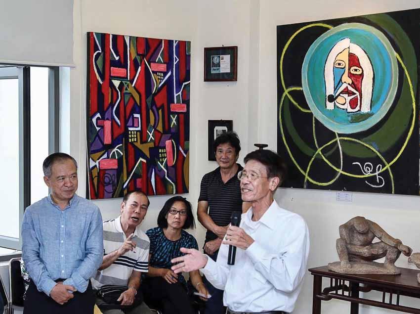 Phan Vũ: vẫn sáng tạo ở tuổi chín mươi