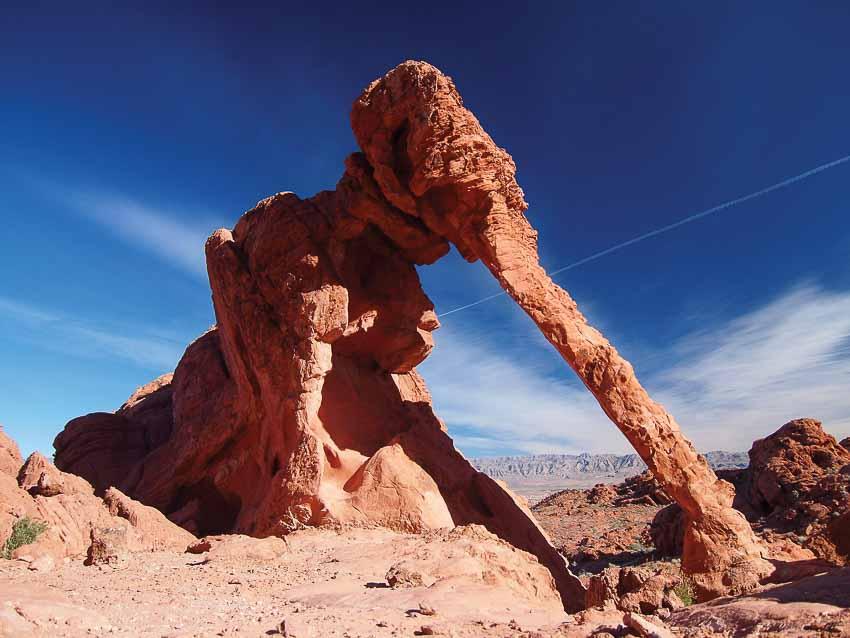 Khám phá công viên địa chất Valley of Fire - thung lũng Lửa