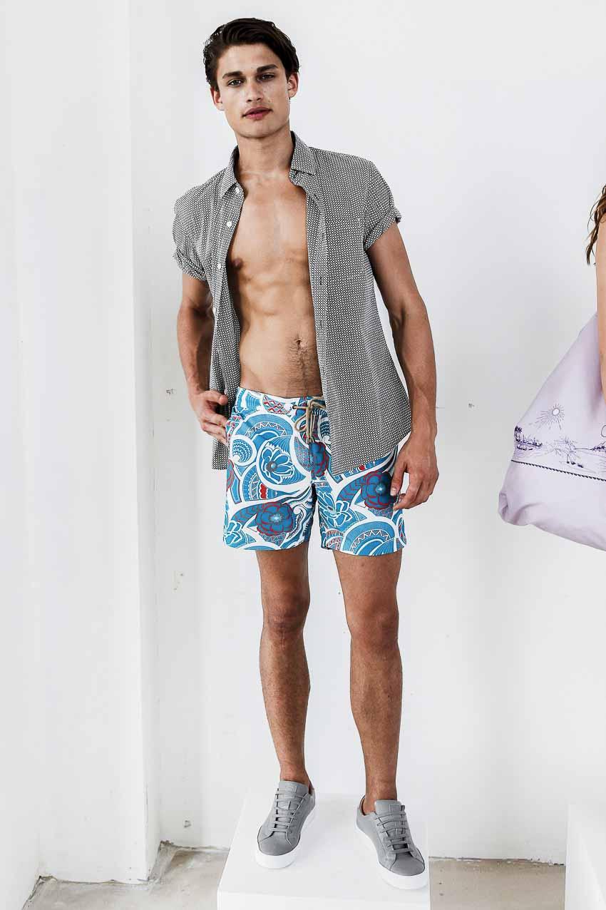 Quý ông và xu hướng đồ bơi mùa hè