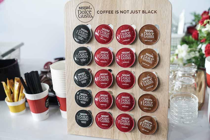Cà phê Việt thêm giá trị gia tăng với viên nén Nescafé Dolce Gusto