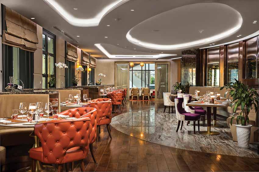 Nhà hàng The Grill nâng tầm ẩm thực miền Trung
