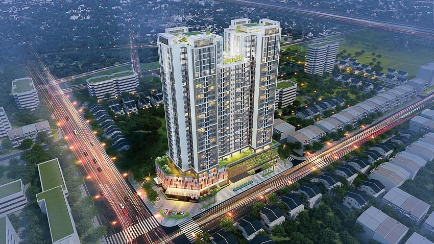 Mở bán chính thức dự án Golden Park Tower