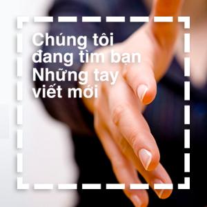 "300x300pix Tuyendung ""Nhung tay viet moi"""
