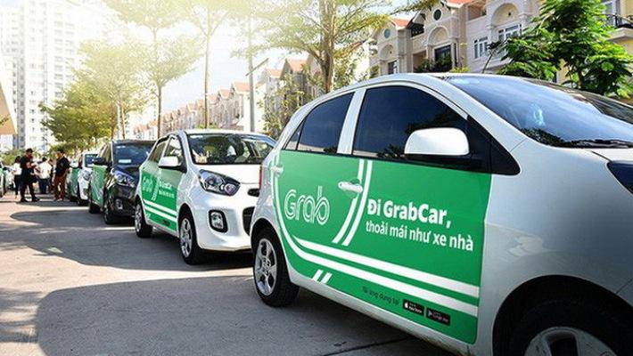 taxi công nghệ Grab
