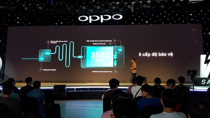 OPPO F9, sạc nhanh VOOC, camera kép, giá 7,69 triệu-4