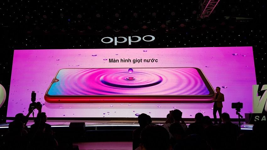 OPPO F9, sạc nhanh VOOC, camera kép, giá 7,69 triệu-8