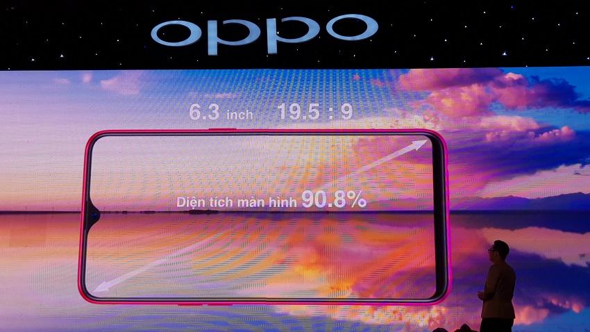 OPPO F9, sạc nhanh VOOC, camera kép, giá 7,69 triệu-6