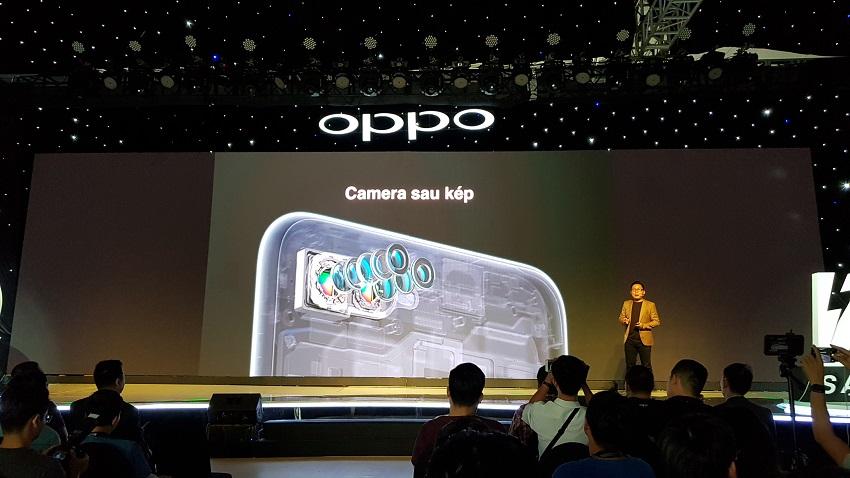 OPPO F9, sạc nhanh VOOC, camera kép, giá 7,69 triệu-11
