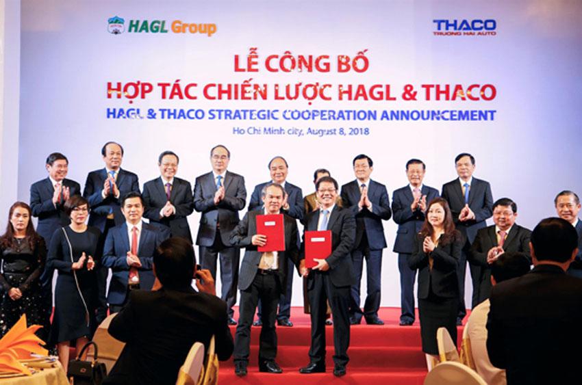 Thaco đầu tư vào Hoàng Anh Gia Lai gần 1 tỷ USD