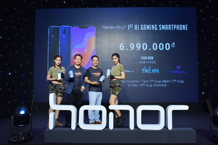điện thoại dành cho game thủ Honor Play-1