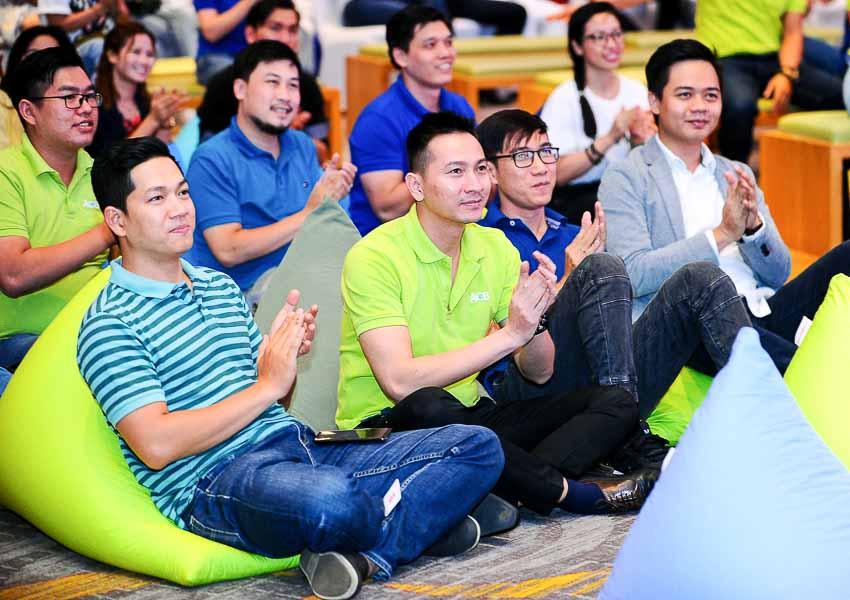 Cuộc thi sáng tạo Xu hướng ngân hàng mở của ACB