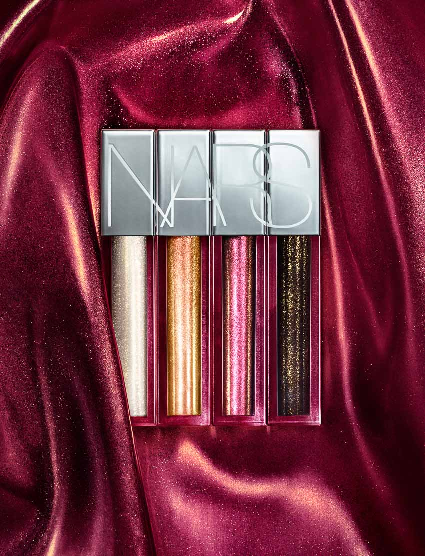 Nars giới thiệu bộ sưu tập giới hạn Full Vinyl Lip Lacquer