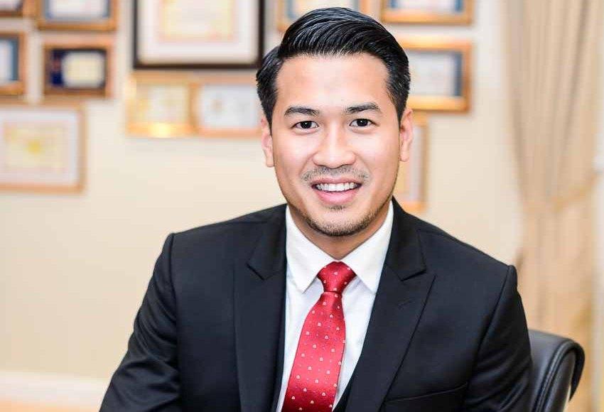 Phillip Nguyễn trở thành đại sứ Loreto Vietnam