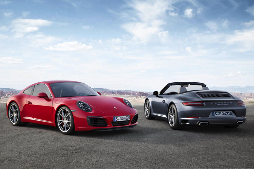 Porsche tiếp tục tăng doanh số trong nửa đầu năm nay