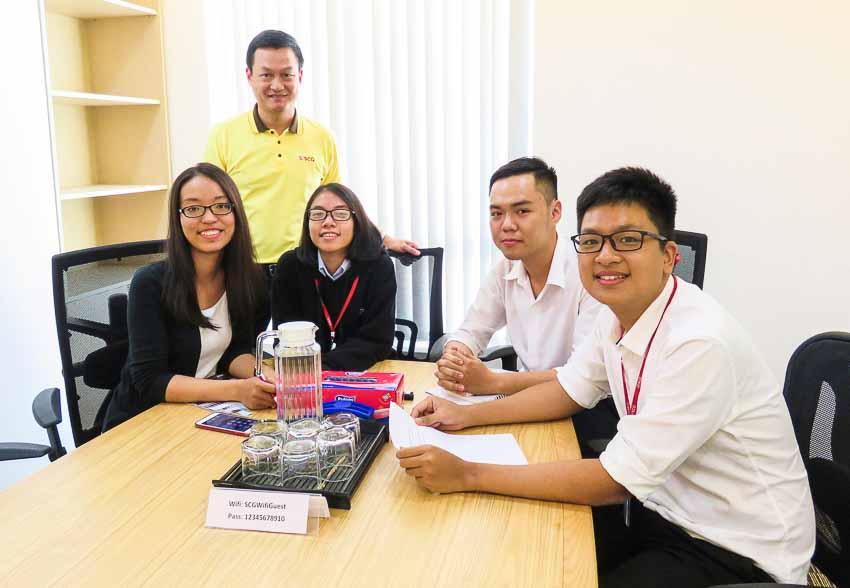 10 sinh viên tham gia chương trình SCG Thực tập sinh tài năng-5