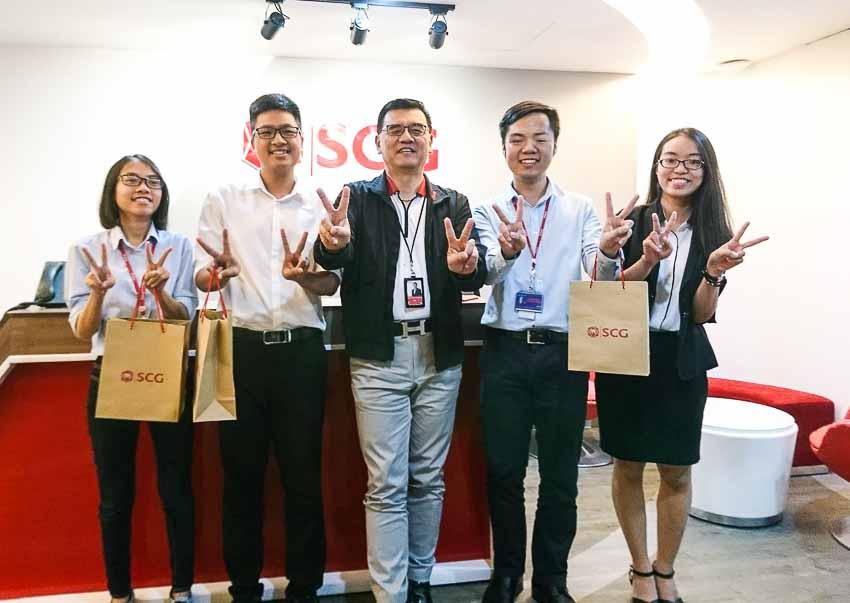 10 sinh viên tham gia chương trình SCG Thực tập sinh tài năng-6