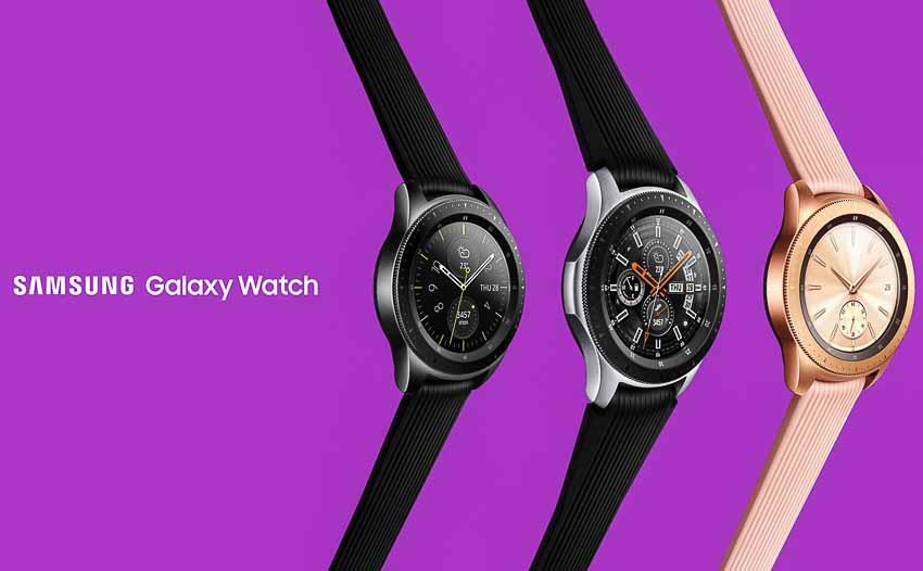 Samsung trình làng đồng hồ thông minh Galaxy Watch thế hệ mới