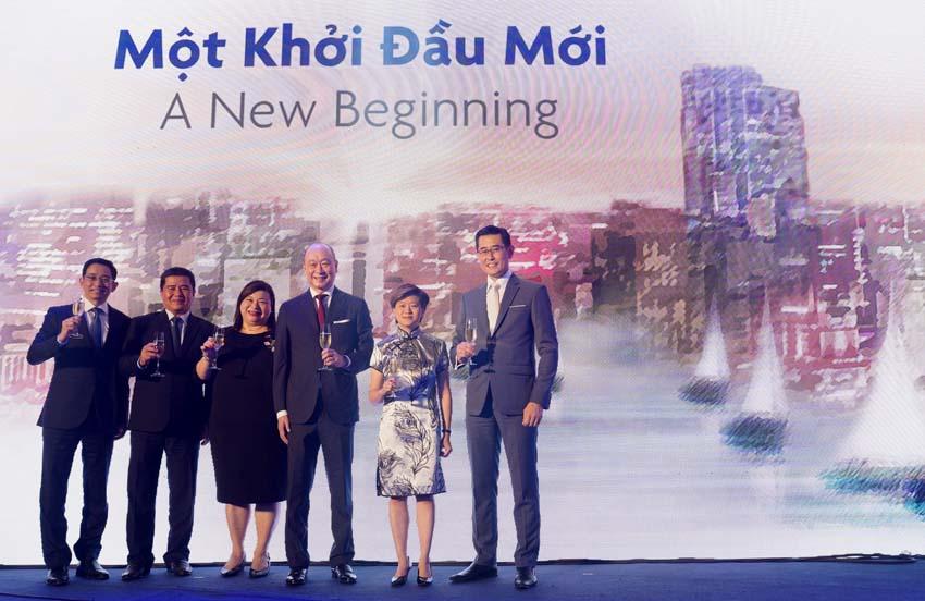 UOB thành lập ngân hàng con tại Việt Nam