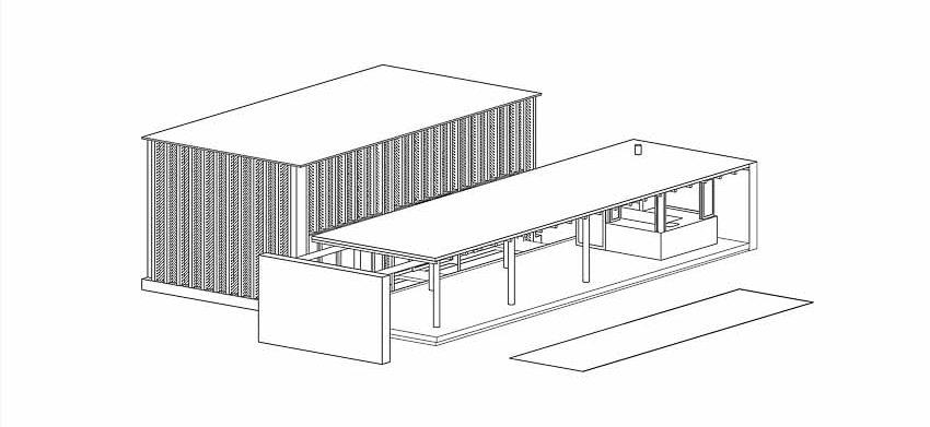 Vilela Florez – Biệt thự kết cấu ấn tượng từ tre