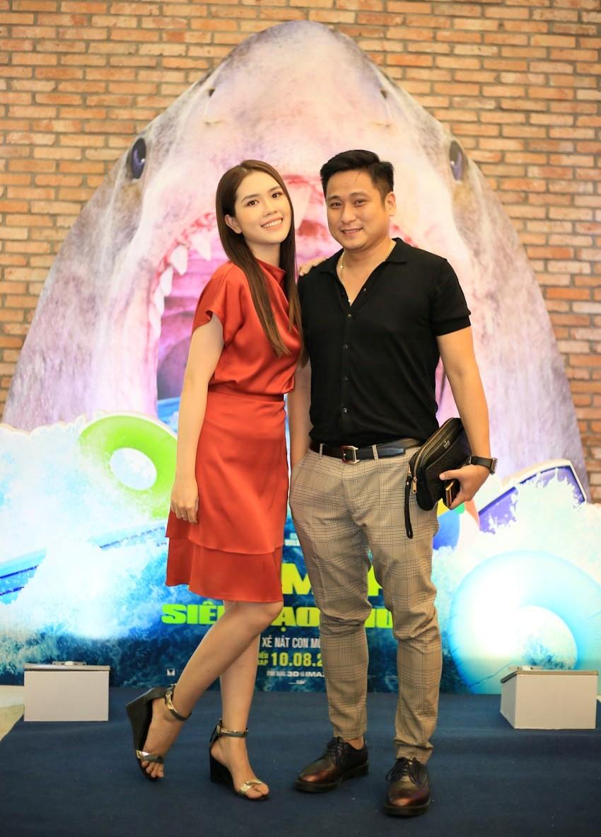 Buổi công chiếu phim Cá mập siêu bạo chúa tại Landmark 81
