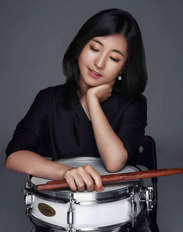 Buổi trình diễn độc tấu bộ gõ của nghệ sĩ quốc tế Gina Hyungi Lee