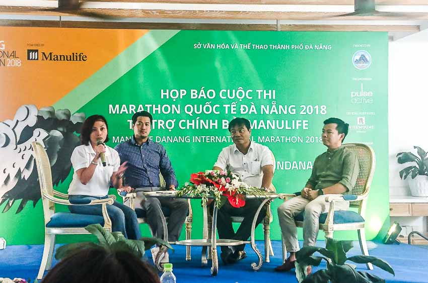 Cuộc thi Marathon quốc tế Đà Nẵng năm 2018