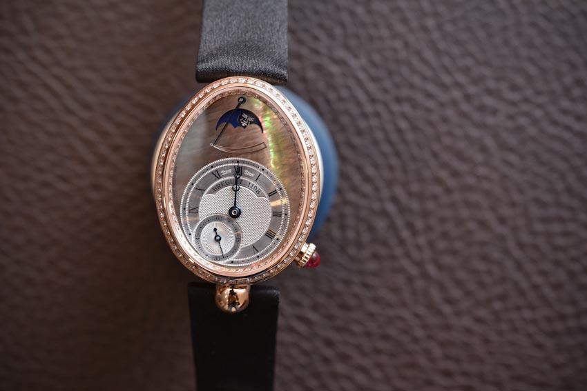 Đồng hồ cao cấp Breguet Reine de Naples 8908 cho phái nữ