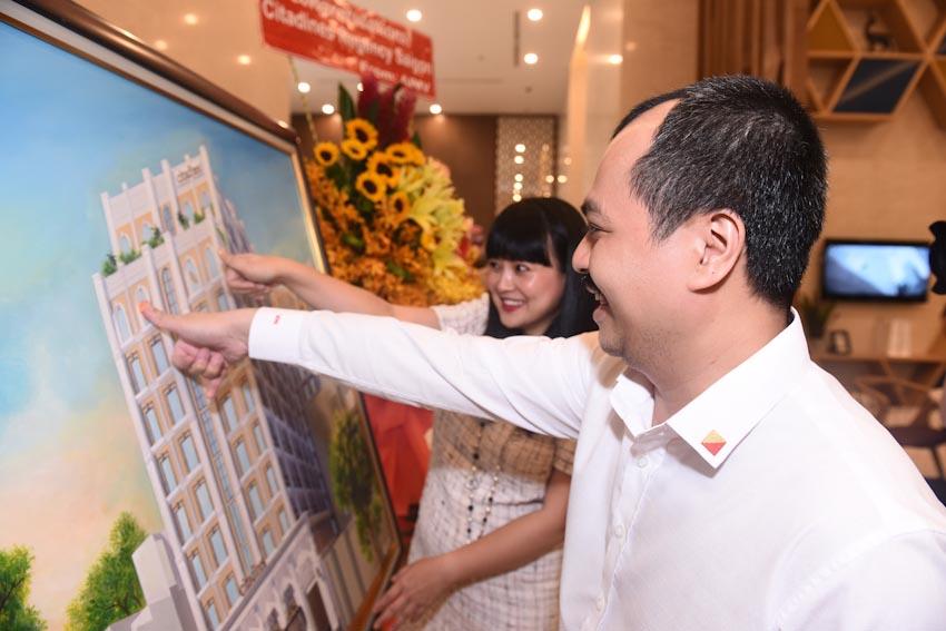 Khai trương căn hộ dịch vụ Citadines đầu tiên tại TP.HCM