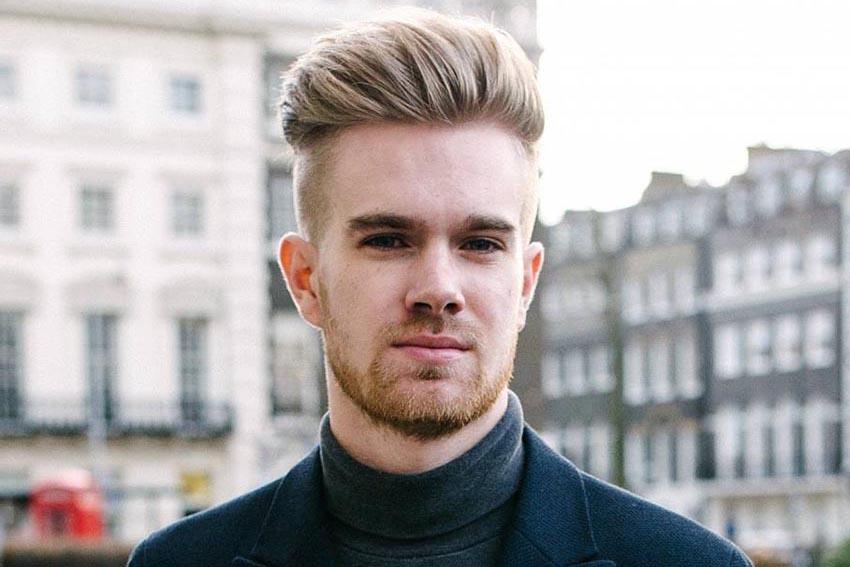 Kiểu tóc slick back hiện đại - xu hướng kiểu tóc nam hiện nay