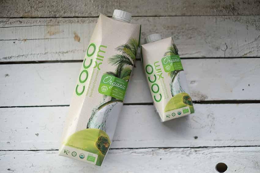 Betrimex ra mắt sản phẩm nước dừa Cocoxim Organic