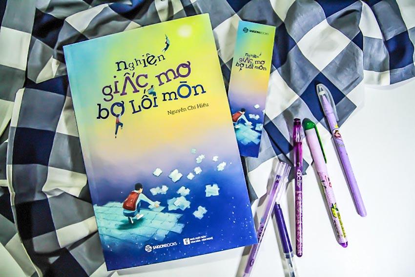 Cuốn sách Nghiện giấc mơ - Bơ lối mòn 2
