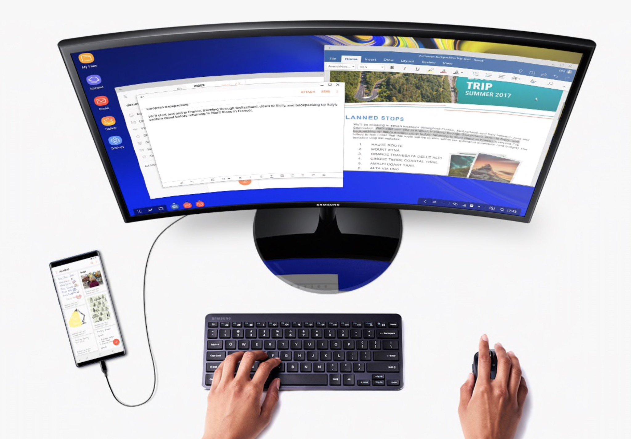 Samsung Galaxy Note 9 chính thức ra mắt: SPen Bluetooth, camera AI, Pin 4000mAh, giá cao nhất 1.250 USD