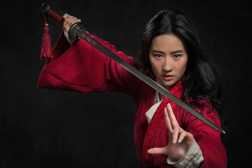 Hình ảnh đầu tiên về tạo hình Mulan của Lưu Diệc Phi | DoanhnhanPlus.vn