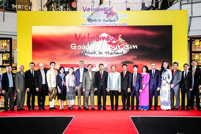Tuần lễ hàng hoá và du lịch VN tại Thái Lan 1