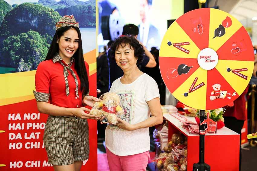 Tuần lễ hàng hoá và du lịch VN tại Thái Lan 4
