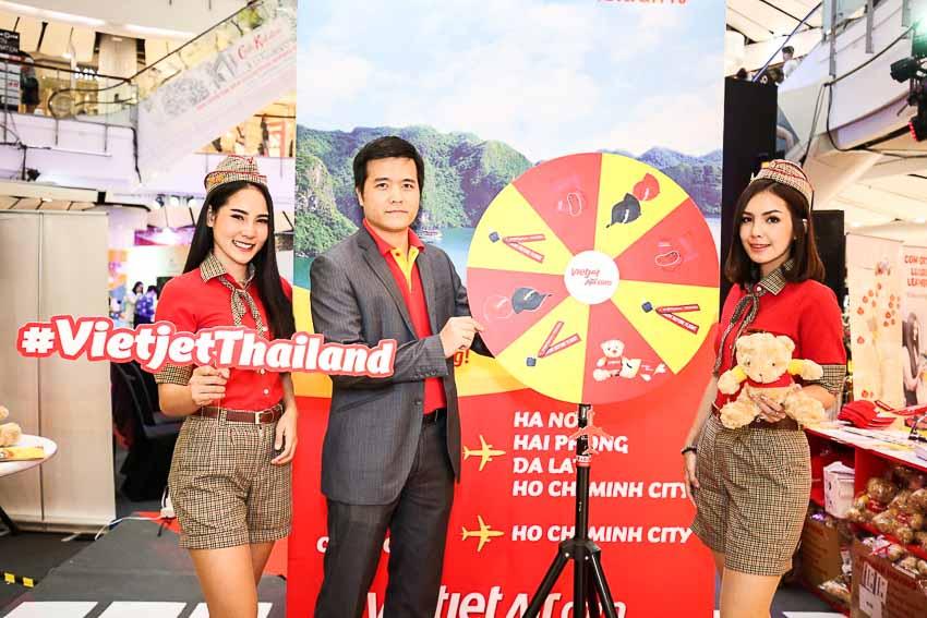 Tuần lễ hàng hoá và du lịch VN tại Thái Lan 3